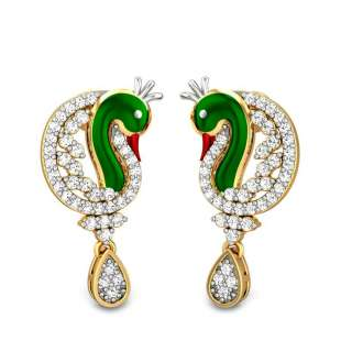 Rita Diamond Earrings